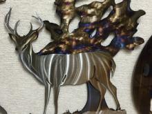 Deer,buck,wildlife,art