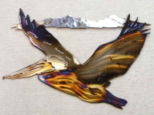 pelican,brown,flying,art,marsh,coastal,gulf,louisiana,wild,bird