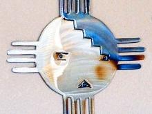spirit,zia,sun,pueblo,indian,native,american,symbol,strength,turquoise,art